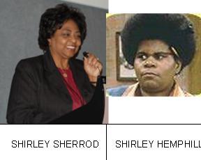 Shirley Sherrod - Shirley Hemphill
